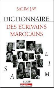 Dictionnaire des écrivains marocains